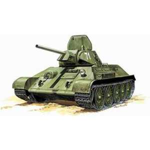 Звезда Модель Подарочный набор Советский танк Т - 34/76 образца 1942 г. 3535 П звезда сборная модель легкий танк т 26 образца 1933