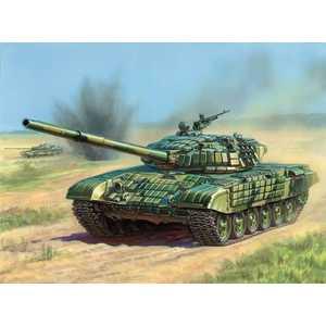 Звезда Модель Танк с активной броней Т -72 Б 3551 П