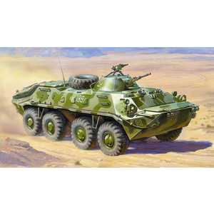 Звезда Модель БТР 70 Афганская война 355 7 россия скульптура бтр