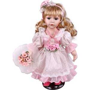 Angel Collection Кукла фарфоровая 12'' Лина 53054