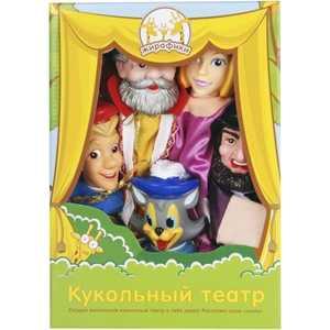 Жирафики Кукольный театр Кот в сапогах, 5 кукол 68322