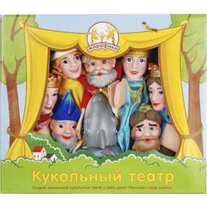 Жирафики Кукольный театр По щучьему велению, 8 кукол 68326