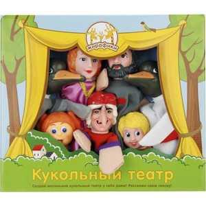 Жирафики Кукольный театр Гуси-лебеди, 7 кукол 68351
