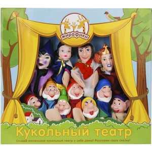 Жирафики Кукольный театр Белоснежка, 11 кукол 68352