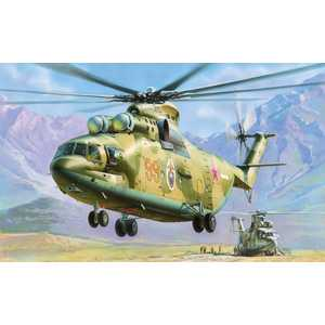 Звезда Модель Вертолет Ми-26 7270 white fox короб linen beige без крышки 54 40 25н см