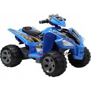 Электроквадроцикл Пламенный мотор (синий) 86082
