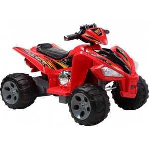 Электроквадроцикл Пламенный мотор (красный) 86084