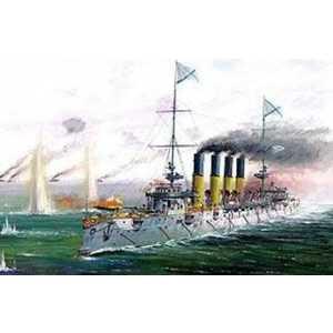 Звезда Модель Крейсер Варяг 9014 фёдор лисицын крейсер варяг isbn 978 5 699 84530 9