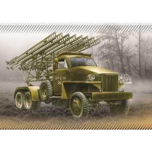 Моделист Модель бронетехника БМ-13-16Н Катюша (1/35) 303548