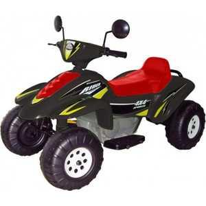 Электроквадроцикл Пламенный мотор ''Бич Рейсер'' (черный/красный) CT-558 BR