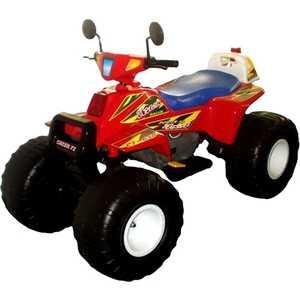 Электромобиль Пламенный мотор Биг Рейсер (красный) CT-650 RD0A электромобиль chien ti beach racer ct 558 зеленый