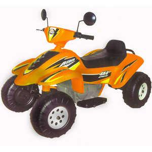 Электроквадроцикл Пламенный мотор ''Биг Бич Рейсер'' (оранжевый) CT-658 OR0A
