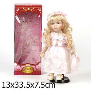 "Angel Collection Кукла фарфоровая 12"" Мери YF-12198"