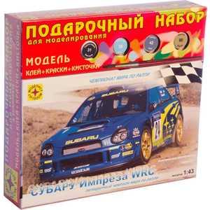 Моделист Модель Автомобиль Субару Импреза WRC ПН604309