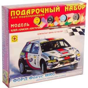 Моделист Модель Автомобиль Форд Фокус WRC ПН604312 форд фокус 2 с пробегом москва