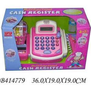 Shantou Gepai Касса с продуктами 2815C shantou gepai игрушка пластм касса электронная продукты сканер shantou gepai