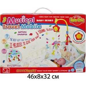 Shantou Gepai Подвеска муыкальная Цветные жирафики 34485
