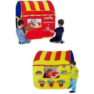 Палатка игровая Shantou Gepai Почта и магазин двусторонняя 8063