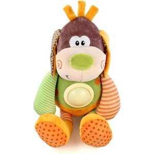 Жирафики Развивающая игрушка Светящаяся Собачка 93566