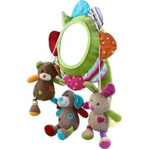 Жирафики Развивающая игрушка Подвеска Веселые Малыши 93678