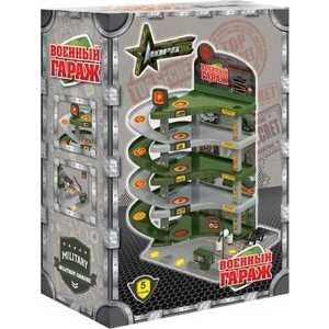 Гараж Нордпласт военный 431224 игровые наборы нордпласт гараж автопаркинг 2