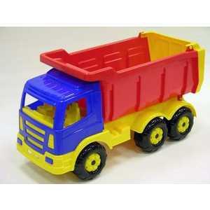 Автомобиль Полесье самосвал Премиум 6607 самосвал полесье премиум красный желтый синий 6607