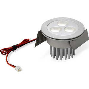 Купить точечный светодиодный светильник Estares LBE-071 холодный белый (357259) в Москве, в Спб и в России