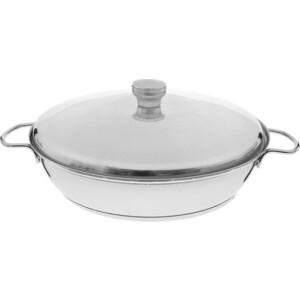 Сковорода Амет Классика-Прима d 26 см 1с747 переходная рамка intro rop n106 для peugeot 106 1din
