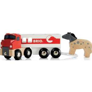 Трейлер Brio для перевозки лошадей (с лошадью) 33405