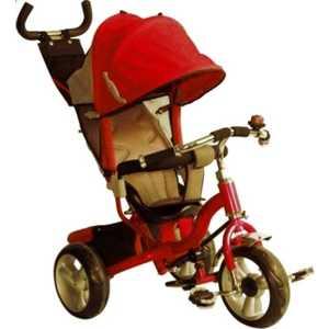 Велосипед 3-х колесный Vip Lex (красный) 908-3D