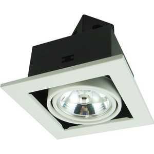 Точечный светильник Artelamp A5930PL-1WH встраиваемый спот точечный светильник artelamp cryptic a8050pl 1wh