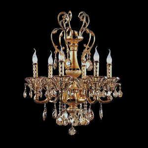 Люстра Lightstar 786082 люстра потолочная коллекция ampollo 786082 золото коньячный lightstar лайтстар