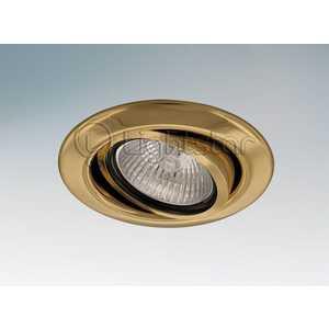 Точечный светильник Lightstar 11082 lightstar точечный светильник ottico 214419