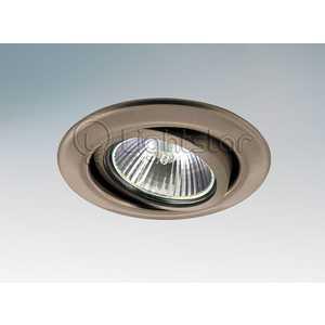 Точечный светильник Lightstar 11085 lightstar точечный светильник ottico 214419