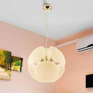 Потолочный светильник Lucesolara 8001/6S Gold/Cream