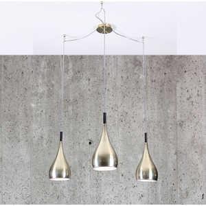 Потолочный светильник Lucesolara 2010/3S Gold