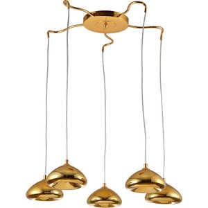 ���������� ���������� Lucesolara 3722/5S Gold