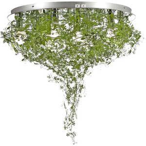 Потолочный светильник Lucesolara 9010/9PL Green  - купить со скидкой