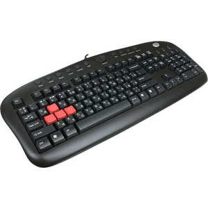 A4Tech KB-28G-1 black USB