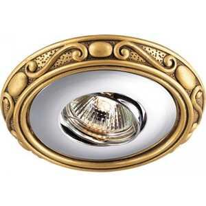 Точечный поворотный светильник Novotech 369729 встраиваемый точечный светильник novotech точечный 369126