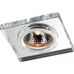 Точечный светильник Novotech 369753 встраиваемый светильник novotech 369753