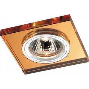 Точечный светильник Novotech 369754 встраиваемый светильник novotech mirror 369754