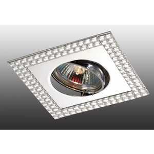 Точечный поворотный светильник Novotech 369836 novotech встраиваемый светильник novotech mirror 369836