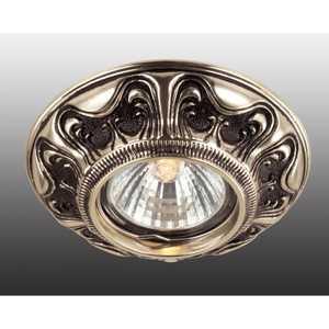 Точечный светильник Novotech 369854 встраиваемый точечный светильник novotech vintage арт 369854