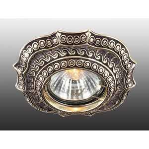 Точечный светильник Novotech 369857 novotech встраиваемый светильник novotech vintage 369857