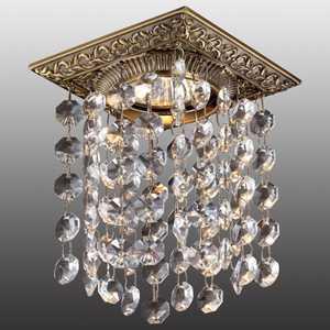 где купить Точечный светильник Novotech 369861 дешево