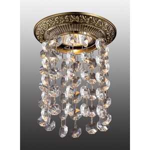 Точечный светильник Novotech 369862 светильник 369862 grape novotech 927289
