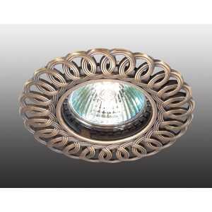 Точечный светильник Novotech 369878 novotech flower nt14 019 369878