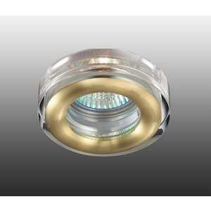 Точечный светильник Novotech 369881 точечный светильник novotech 369372