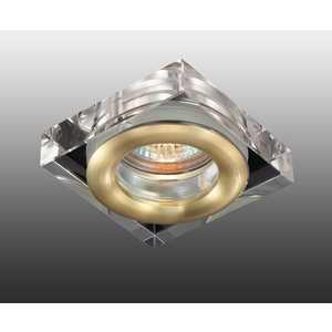 Точечный светильник Novotech 369882 точечный светильник novotech 370265